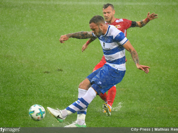 Slip & Slide: QPR Players Find Alternative Way To Entertain Fans After Union Berlin Friendly Scuppered By Waterlogged Pitch (Video)