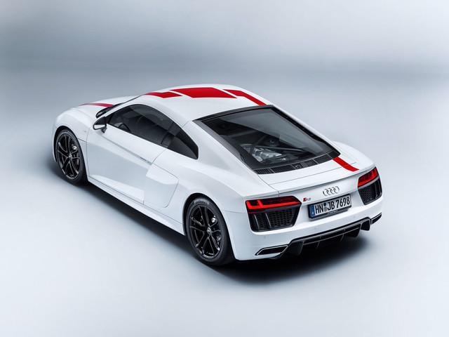 532bhp Audi R8 V10 RWS is model's first rear-drive variant