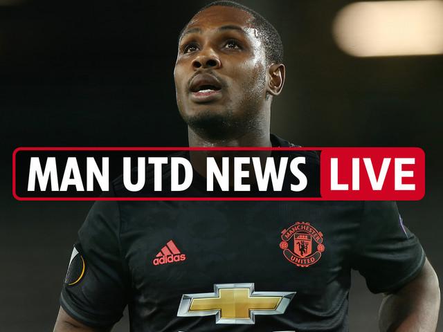 10.20am Man Utd news LIVE: Allegri's agent talks, mega Ighalo offer; leaked Fernandes WhatsApp messages; Prem update