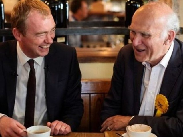 Liberal Democrat year: Tim Farron to Vince Cable