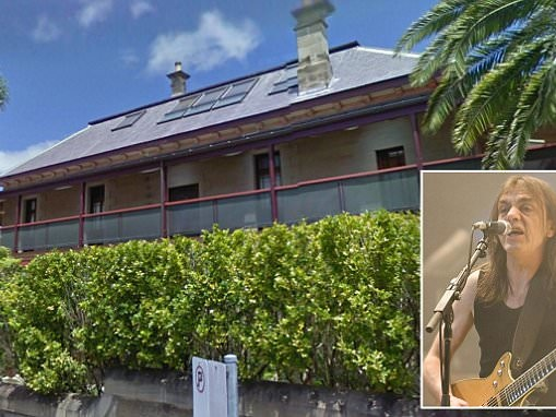 Mysterious multi-million dollar home of Malcolm Young