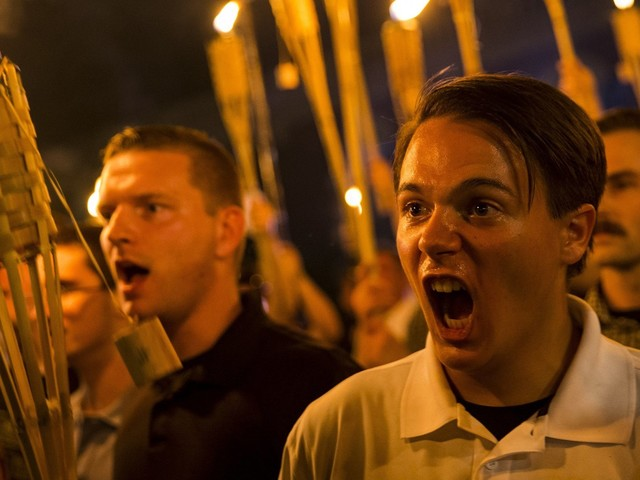 How The UK Alt-Right Is Inspiring Movement Behind Charlottesville-Style Chaos