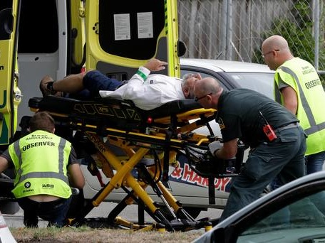 PM May leads UK condemnation of New Zealand mosque massacre