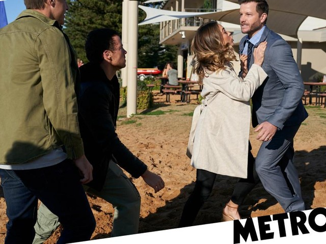 Home and Away spoilers: Angelo loses it in punch-up with Colby