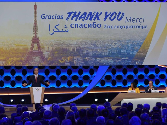 Paris confirmed as host for 2024 Olympics, Los Angeles for 2028 Games