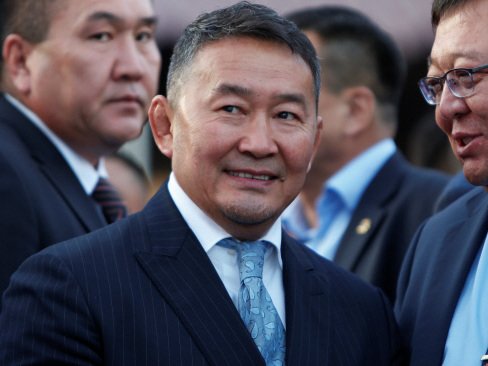 Martial arts expert clinches Mongolian presidential election