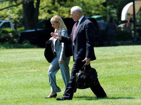 White House nominates new Homeland Security Secretary