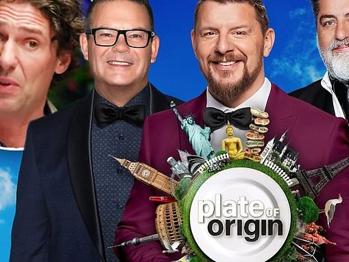 Plate of Origin starring MasterChef judges Matt Preston and Gary Mehigan has 'episodes slashed'