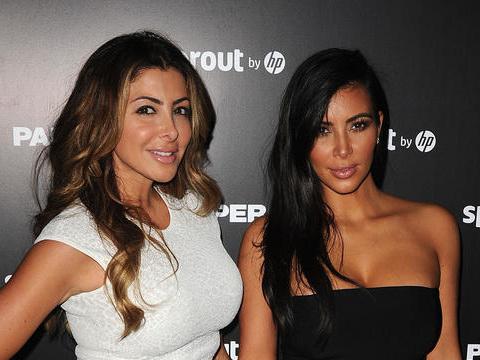 Kim Kardashian's BFF Slams Claims She Flirted With Kris Humphries At Coachella