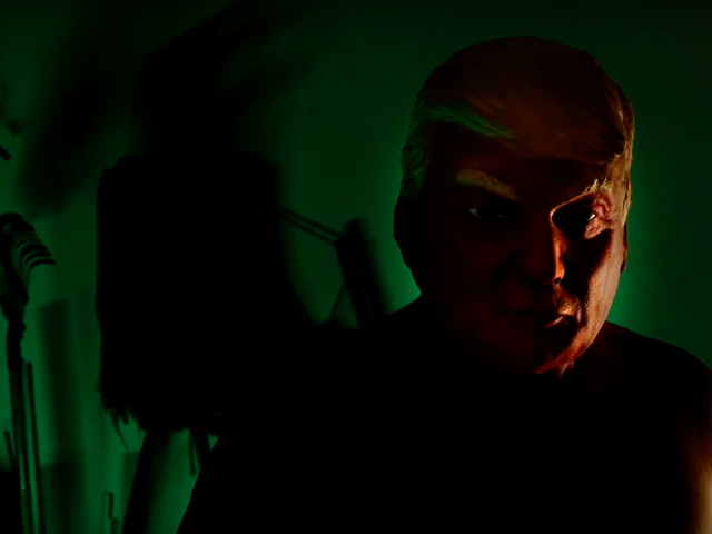 Watch: The 'American Horror Story: Cult' Opening Credits Sequence Features Trump & Hillary