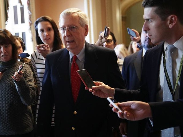 Senate Republicans Have the Votes to Pass Their Tax Bill