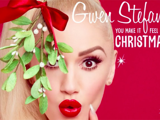 Gwen Stefani Announces Festive LP 'You Make It Feel Like Christmas'