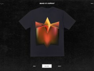 Bespoke Data-Driven Merchandize - Band 'Bring Me the Horizon' and Spotify Debut Customized Shirts (TrendHunter.com)