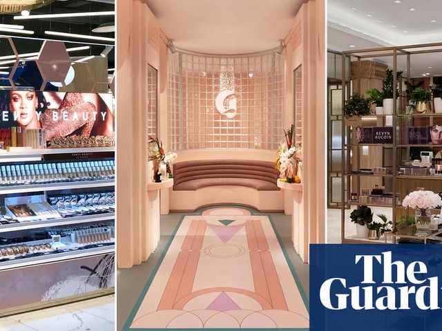 In the flesh: how beauty is luring customers back to the high street