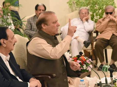 A game of thrones in Pakistan's dynastic politics