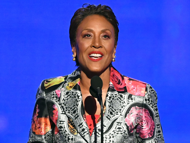 Robin Roberts Accepts Sager Strong Award at NBA Awards 2019 - Watch Her Inspiring Speech!