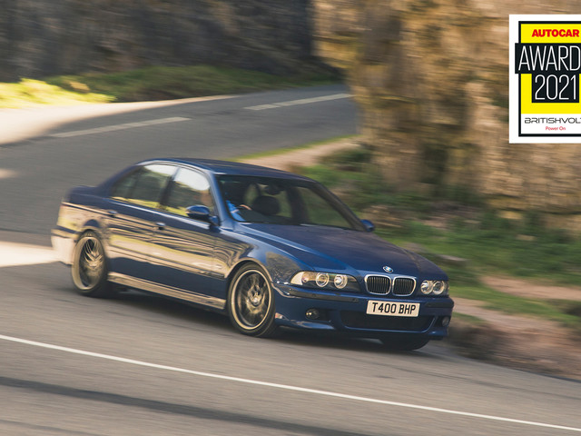Used car hero: Revisiting the E39 BMW M5