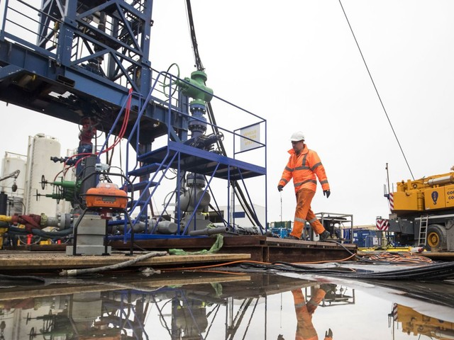 Even bigger tremor at UK fracking site - beating new record set days ago