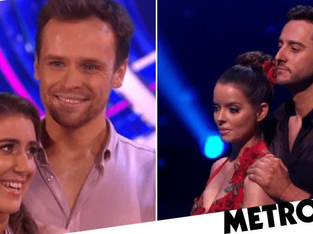 Dancing On Ice: Love Island star Maura Higgins becomes sixth celebritity eliminated from the show