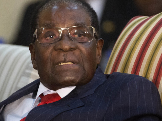 Robert Mugabe's Appointment As Goodwill Ambassador For UN's WHO Causes Shock And Outrage