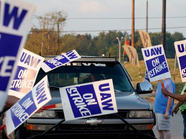 The General Motors strike could cost the automaker $75 million per day if it continues (GM)