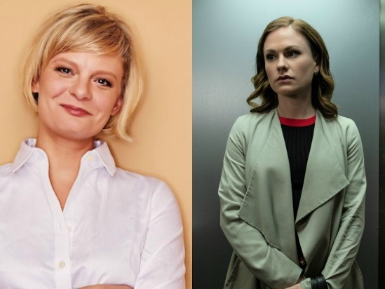 Martha Plimpton to Guest Star on 'Flack' Season 2 as Anna Paquin's Dead Mother (Exclusive)