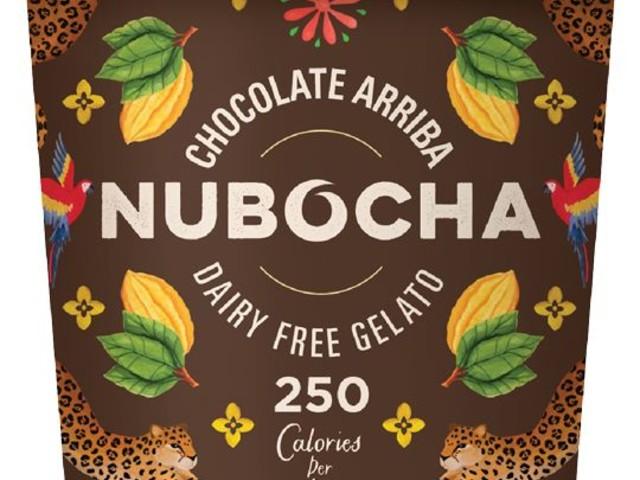 Low-Sugar Dairy-Free Gelatos - Nubocha Makes Decadent Desserts with a Natural, Low-Glycemic Sugar (TrendHunter.com)