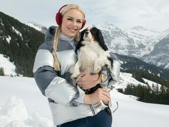 Lindsey Vonn and Her Dog to Host Amazon Competition Series 'The Pack' Featuring Other Human-Pet Teams