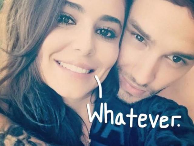 Cheryl Gives ZERO Fucks About Those Liam Payne Split Rumors!