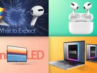 Top Stories: Apple Event Announced, M1X MacBook Pro Rumors, Apple Watch Series 7 Launch