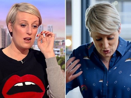 Steph McGovern reveals her IBS made her so bloated she was regularly mistaken for being pregnant