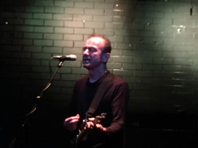 Hugh Cornwell: The Live Rooms Chester – Live Review