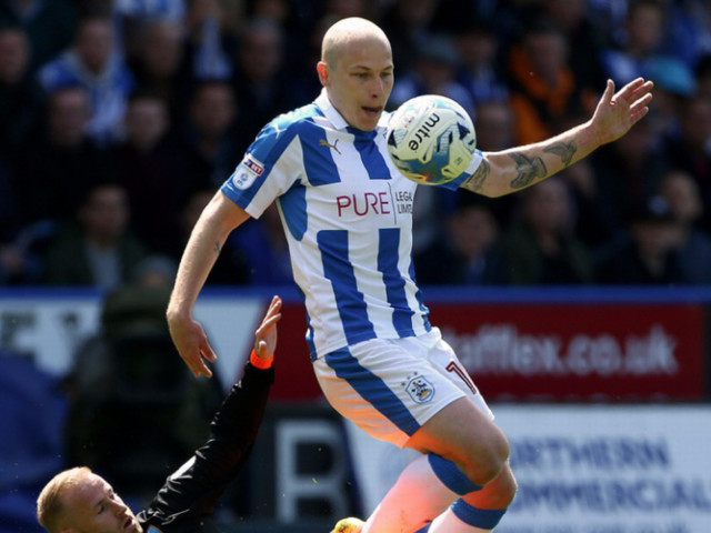 Aaron Mooy's agent drops hint about Man City loan star's future