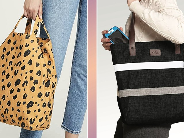 The 7 Best Tote Bags