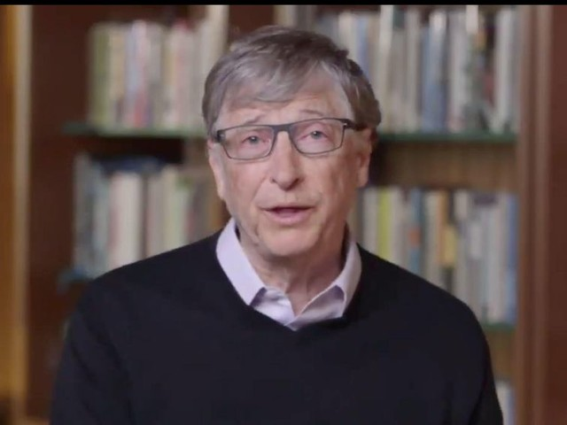 More than 40% of Republicans think Bill Gates will use COVID-19 vaccine to implant microchips, survey says - CNET