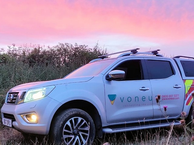 Voneus Extend 300Mbps Broadband to Buckinghamshire Villages