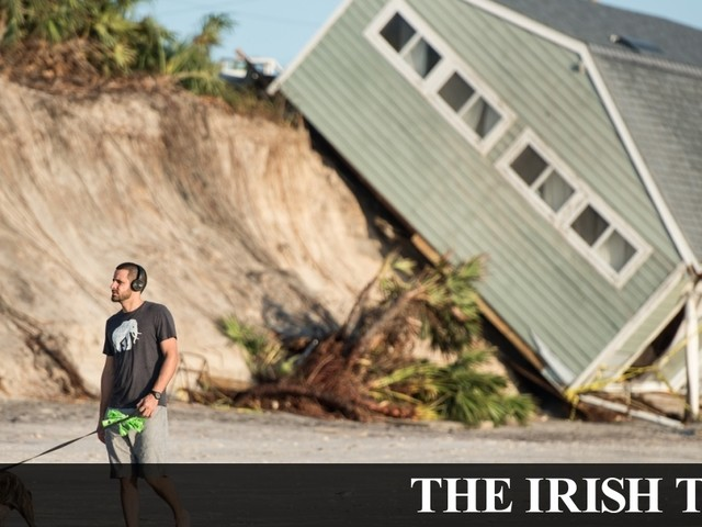 Five dead as Florida nursing home hit by Hurricane Irma