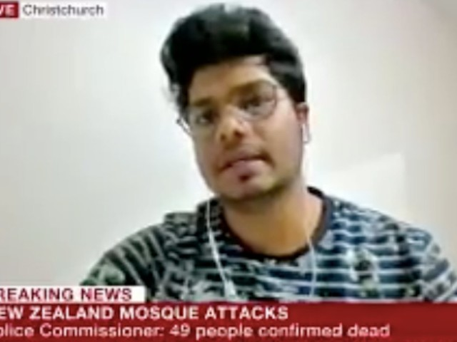 'Oh God, please let this guy run out of bullets': Survivors describe New Zealand mosque terror attacks which killed at least 49 people