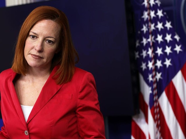 Jen Psaki says GOP-led states cutting federal unemployment benefits 'have every right' to do so