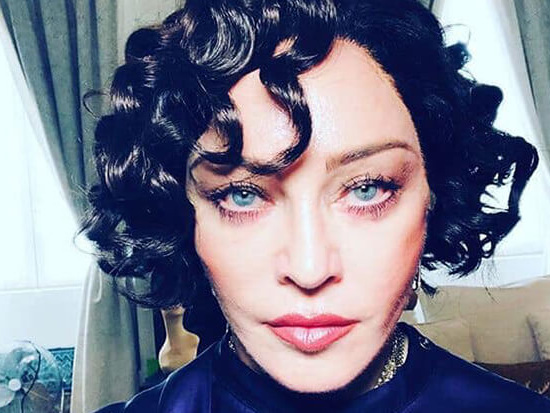 Important Hair News: Madonna Is Now A Brunette (Again)