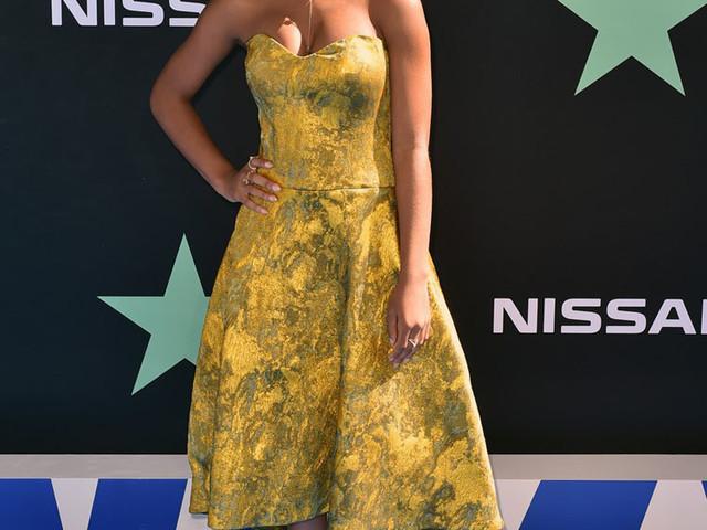 Marsai Martin Wins The 'Young Stars' Award At The 2019 BET Awards