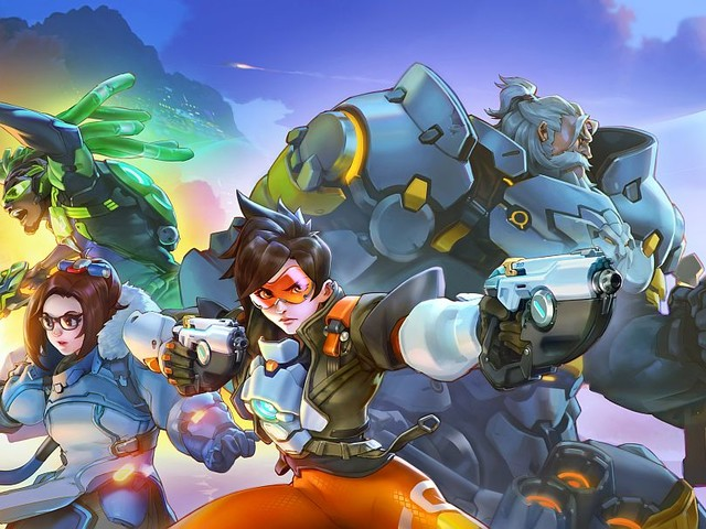 Overwatch and Overwatch 2 clients will eventually merge to avoid fragmenting the player base