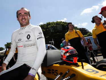 Robert Kubica F1 comeback latest: Renault RS17 test lined up after Hungarian GP
