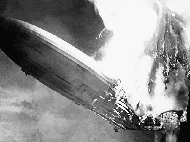 America's Love Affair With the Hindenburg