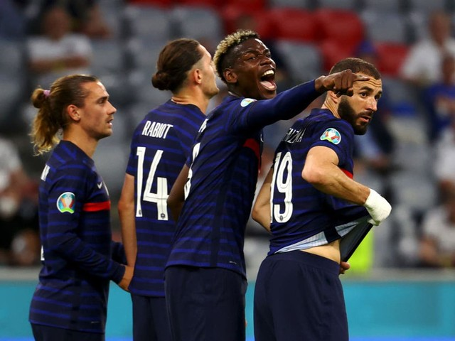 Five things we learned as world champions France beat Germany in Euro 2020 opener