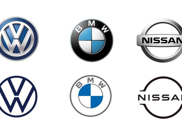 Blog: Why is logo design going flat?