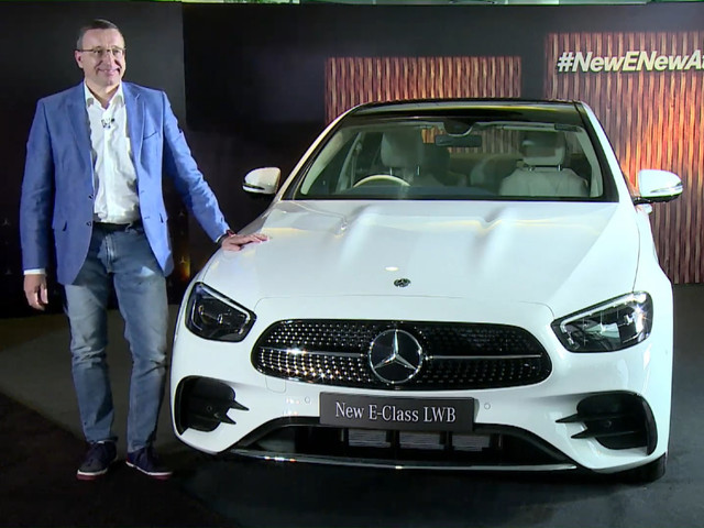 Mercedes-Benz E-Class facelift launched, prices start at Rs 63.6 lakh