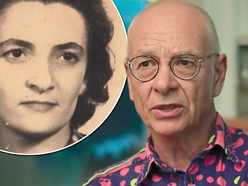 Karl Kruszelnicki, 71, uncovers the tragic truth behind his mother's secret past