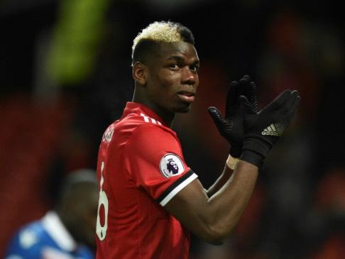 Pogba progress encourages Mourinho