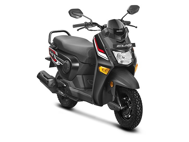 Honda Cliq Launched In Tamil Nadu, Prices Start At INR 44,524